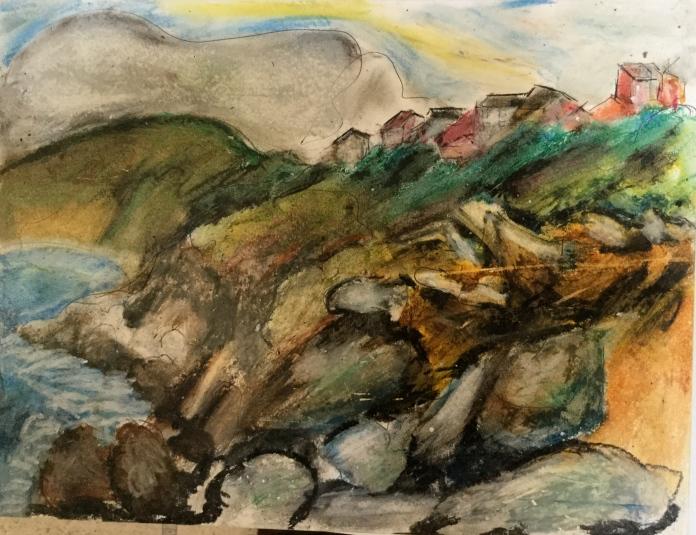 Mrarinca (Cap Corse)  anno 2000  domenico fargnoli