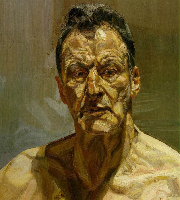 Lucien Freud-autoritratto