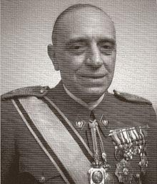 Antonio Vallejo Nagera medico-psichiatra che si ispirava ai nazisti
