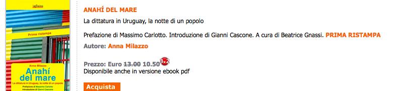 Libro di Anna Milazzo